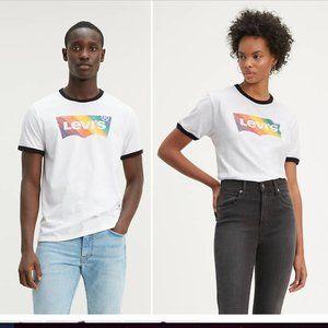 Levi's Pride Ringer Shirt Unisex